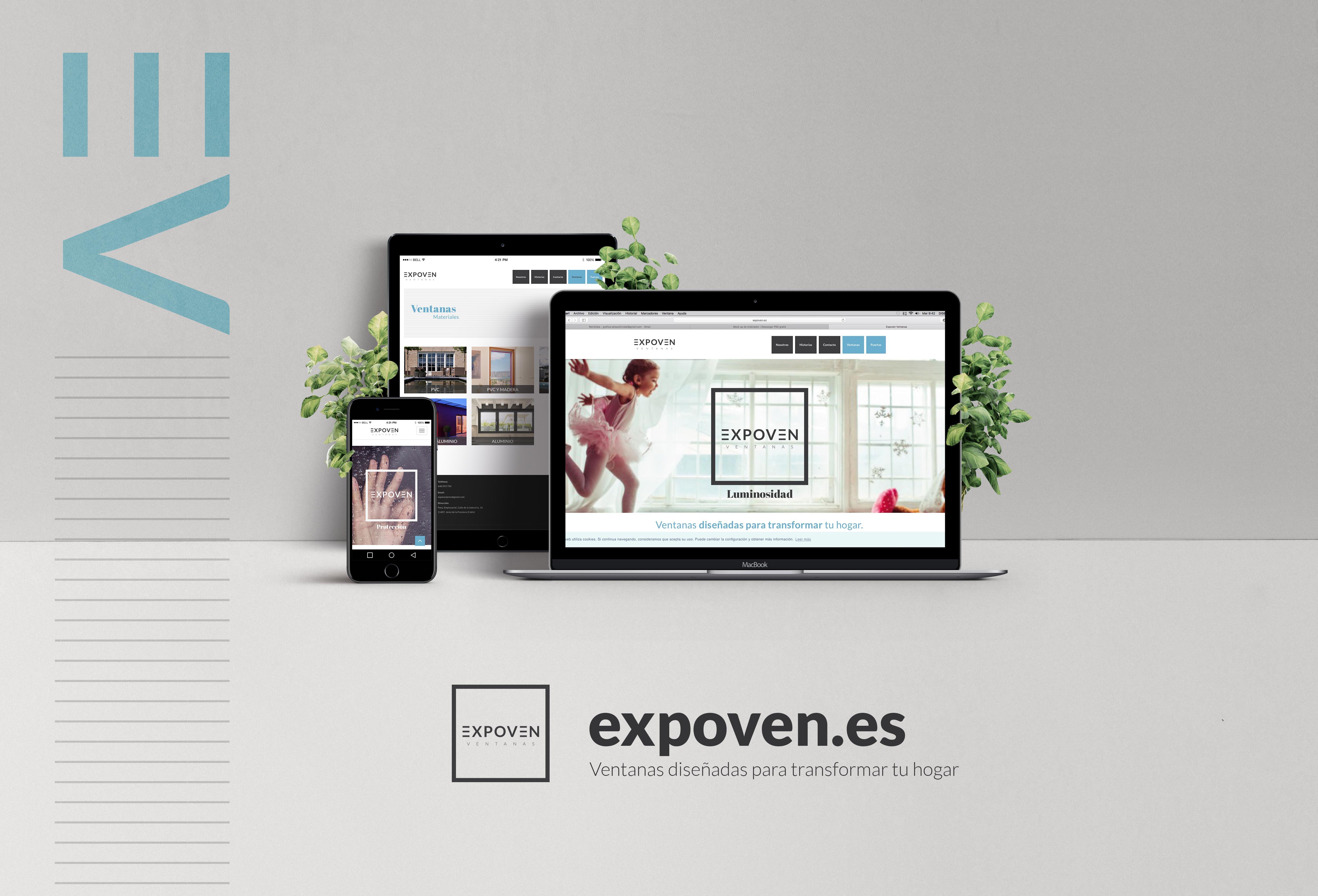 Actualizamos La Imagen De Marca Y La Página Web De Expoven