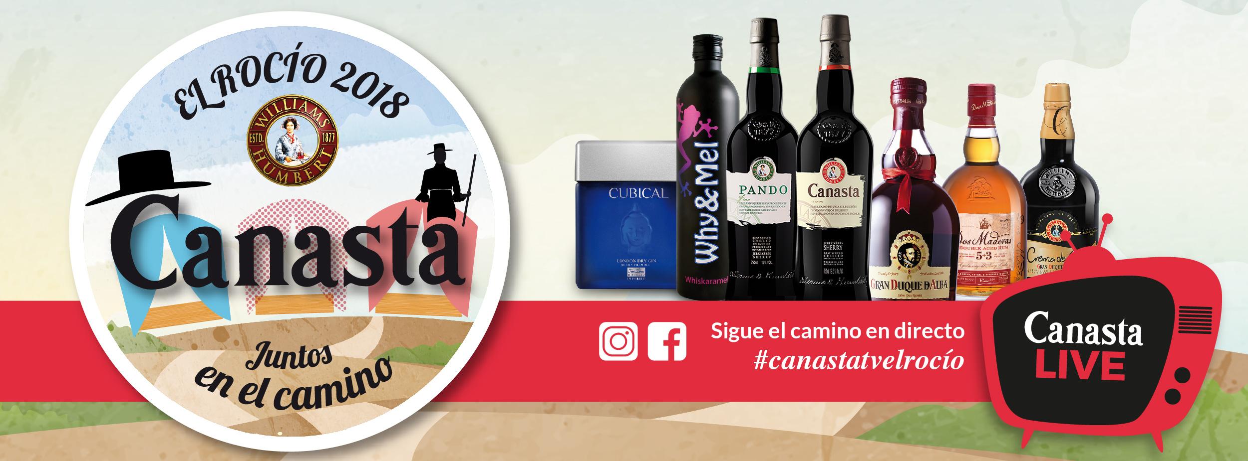 """Campaña De Marketing """"Canasta, Juntos En El Camino""""."""