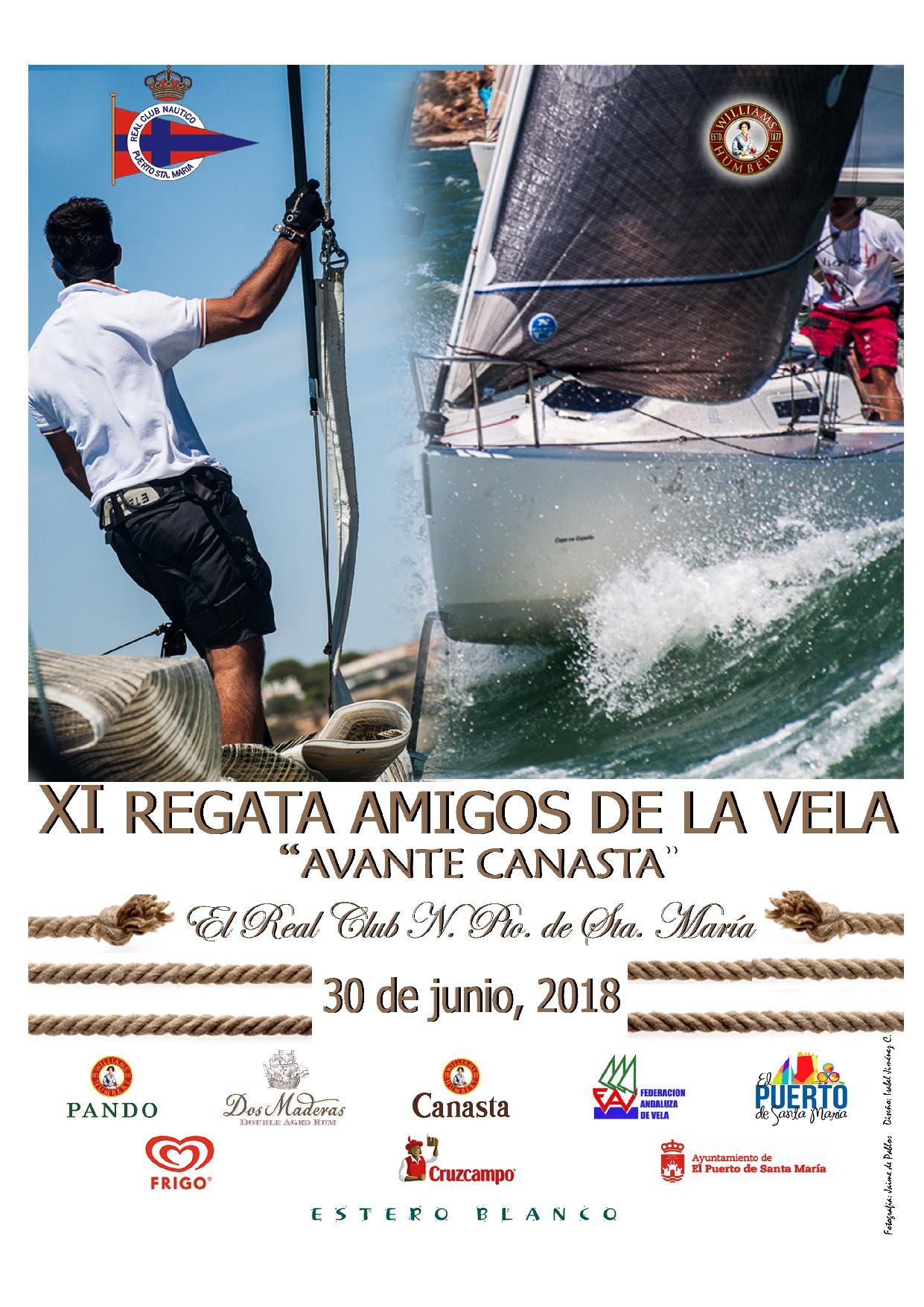 XI Regata Amigos De La Vela «Avante Canasta»