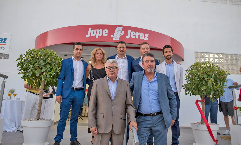 Desde LAM Publicidad, Felicitamos A Jupe Jerez.