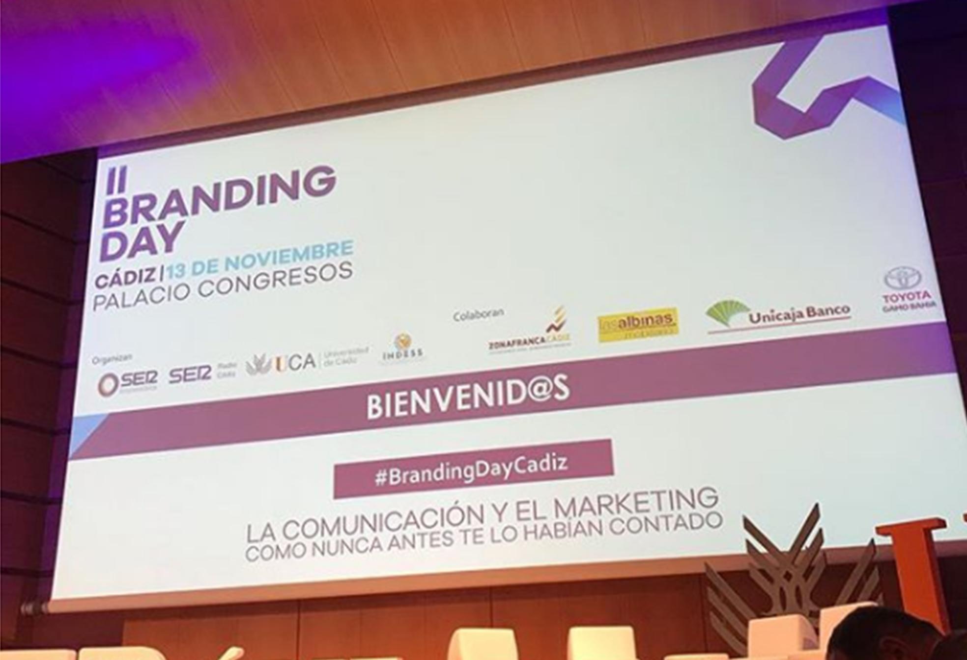 II Branding Day: El Día Del Marketing Y La Comunicación En Cádiz.